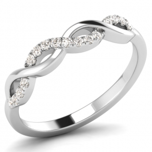 D36022-2_B Claw Set Diamonds Half Eternity Ring-01